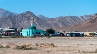Mosque on the Desert Highway