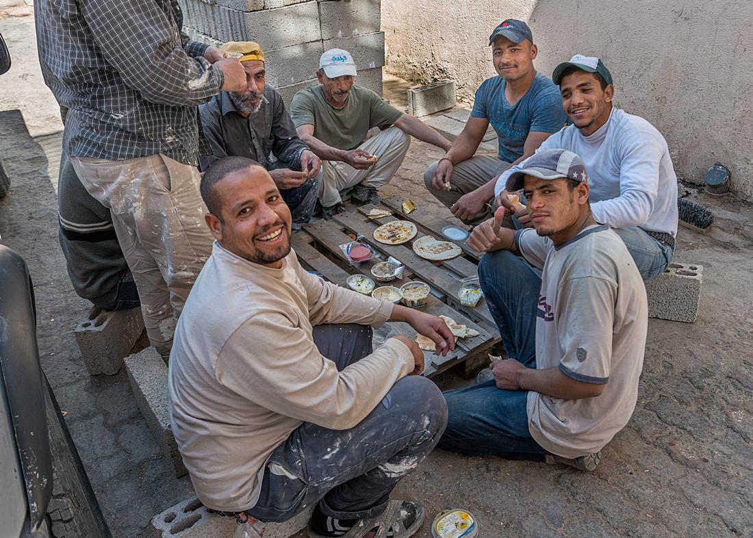 Aqaba - Egyptian Friends