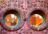 _RLL4125, Orange Peephole Windows