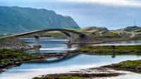 Norway - Lofoton Bridges