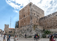 The Tower of David - The Citadel