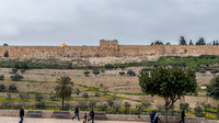 The Mount of Olives - The Eastern Gate