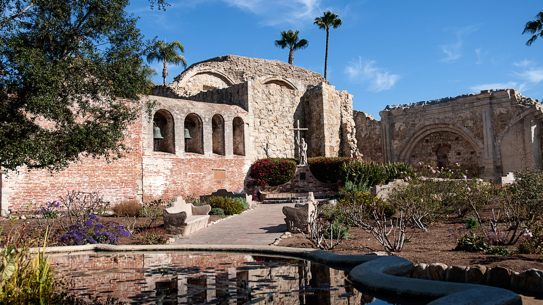 Ronny Light Photo | Mission San Juan Capistrano