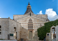 Nazareth - The Basilica of the Annunciation